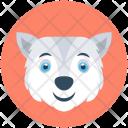 Wolf Animal Wild Icon