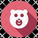 Wolf Animal Panda Icon