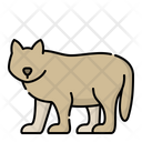 Wolf Fox Wildlife Icon