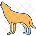 Wolf Howl Wilderness Icon