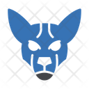 Wolf Lobo Zoo Icon