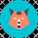 Wolf Animal Halloween Icon