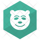Wolf Animal Zoo Icon