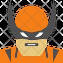 Wolverine Hero Superhero Icon