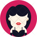 Formal Woman Avatar Icon