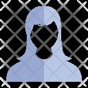 User Avatar Woman Icon