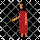 Woman Human Hindu Icon