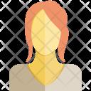 Woman Girl Human Icon