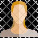 Woman Profile Human Icon