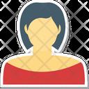 Woman Beauty Woman Face Icon
