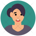 Woman Lady Female Icon
