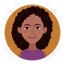 Woman Female Girl Icon