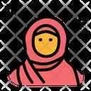 Muslim Islam Burka Icon