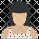 Woman Female Avatar Icon