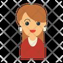 Girl Sister Female Icon