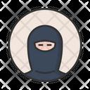 Woman Muslim Icon