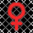 Woman Gender Profile Icon