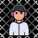 Winter Avatar User Icon