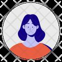Woman Female Ledy Icon