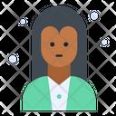 Woman Portrait Female Icon