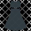 Woman Dress Blouse Icon