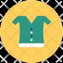 Woman Shirt Blouse Icon