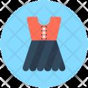 Woman Dress Frock Icon