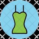 Woman Blouse Dress Icon