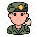 Soldier Army Professional Icon