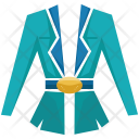 Woman blazer Icon