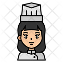 Woman Chef Chef Woman Icon