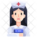 Woman Doctor Doctor Woman Surgeon Icon