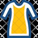 Woman Dress Short Icon