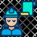Plan Planning User Icon