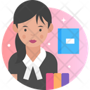 Woman Lawyer Female Lawyer Lawyer Icon