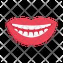Woman Lips Icon