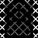 Woman person avatar Icon