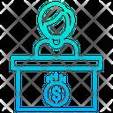 Woman Service Icon