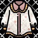 Woman Shirt Cloth Clothes Icon