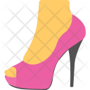 High Heel Sandal Icon