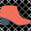 Woman Shoes Icon