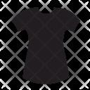 Woman Slim Tshirt Icon