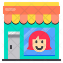 Woman Store Icon