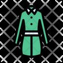 Shirt Suit Cloth Icon