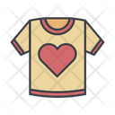 T Shirt Color Icon