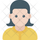 Woman user Icon