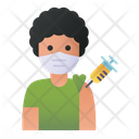 Woman Vaccination Woman User Icon