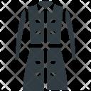 Women Dress Frock Icon