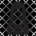 Women Lady Girl Icon