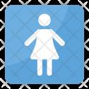 Womens Symbol Emoji Icon